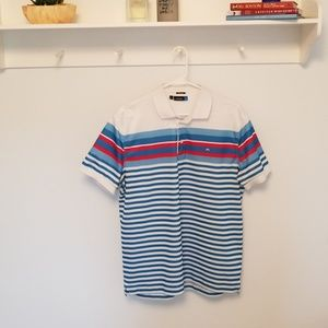 J. Lindberg Men's Short Sleeve Polo - Sz L